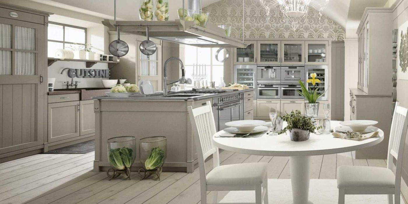Arredamento country chic realizzazione arredamento stile for Arredare casa in stile country