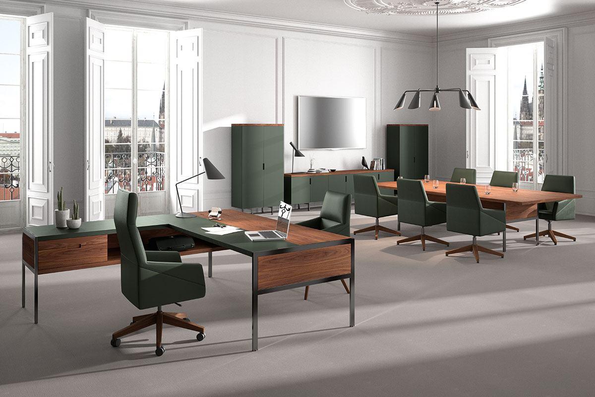 Ufficio Arredamento Design : Arredo ufficio arredatori ed interior design per ufficio