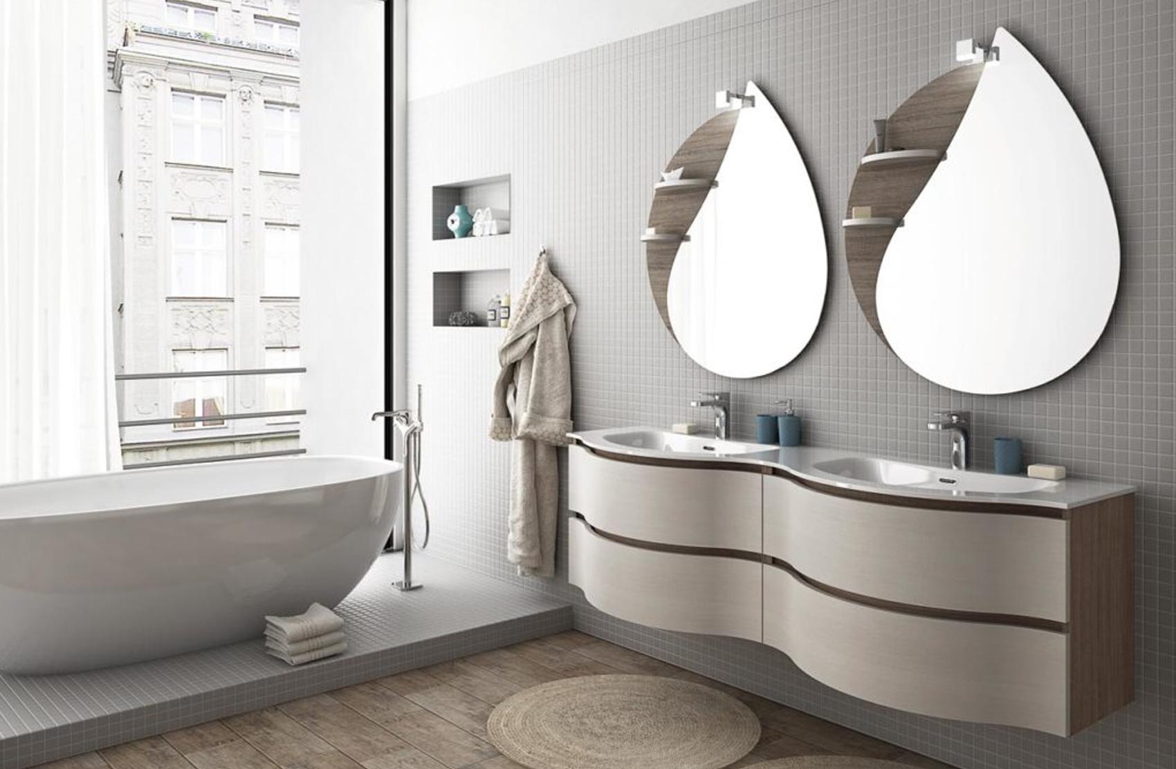 Arredamento per il bagno a brescia guarneri arredimobili a brescia