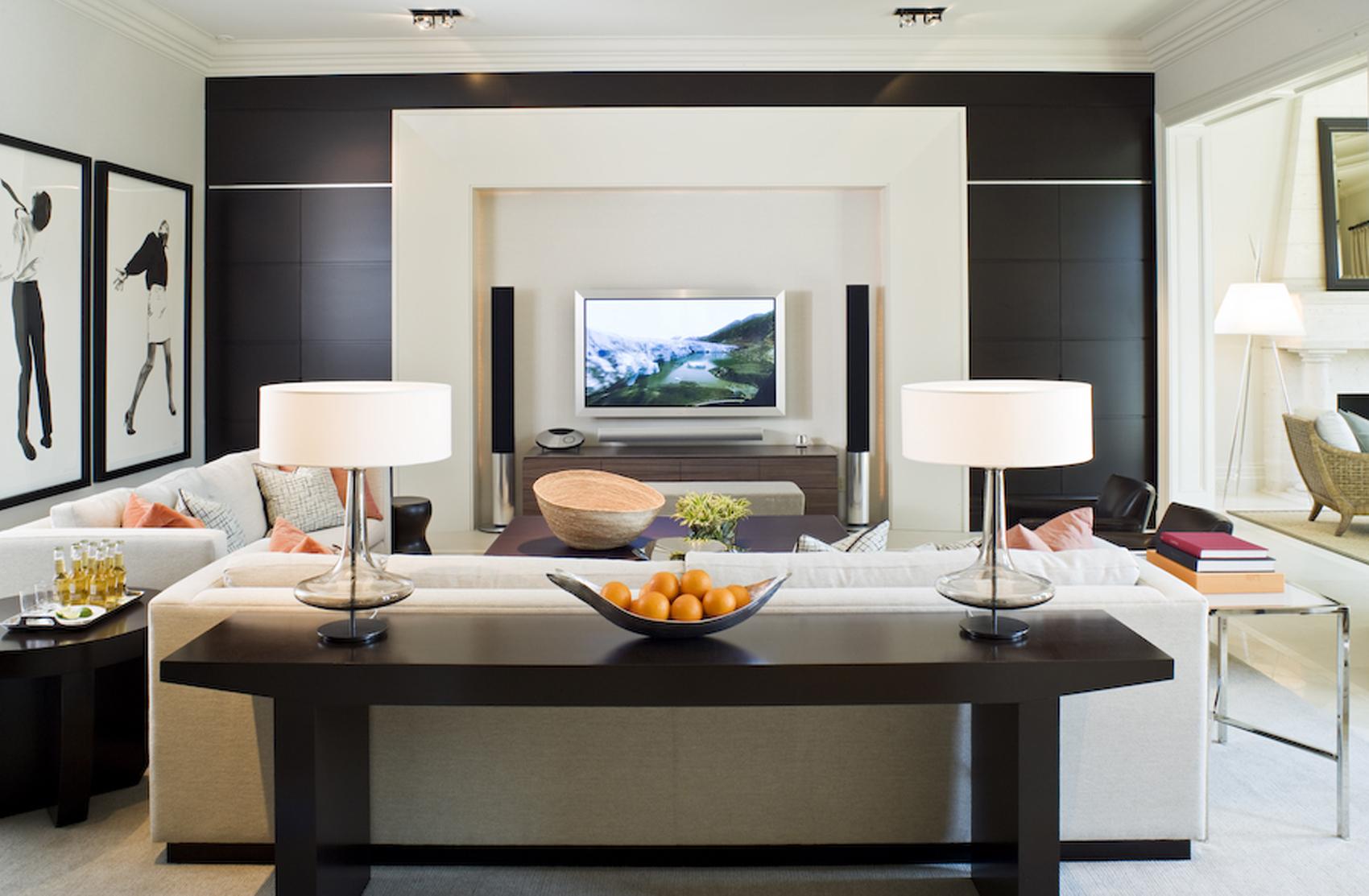 Arredamento per il soggiorno a Brescia - Guarneri Arredimobili