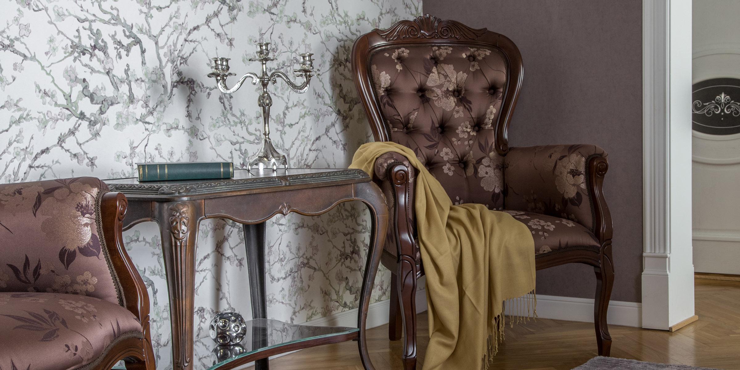 arredare casa in stile classico