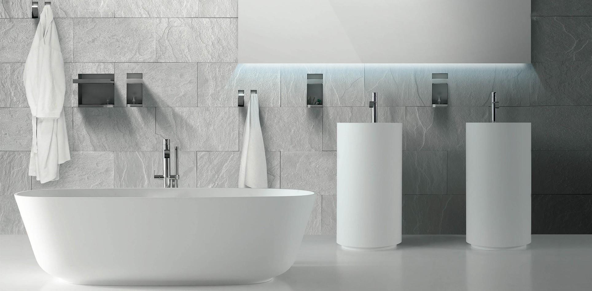 Arredamento e complementi per bagno