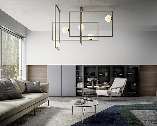 mobili soggiorno brescia