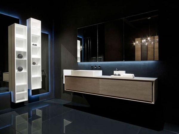 Negozio di mobili bagno a Brescia